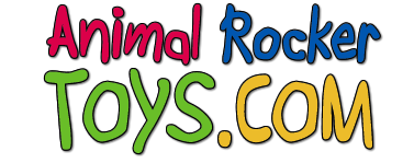 Online retailer of animal rockers for babies by Rockabye.